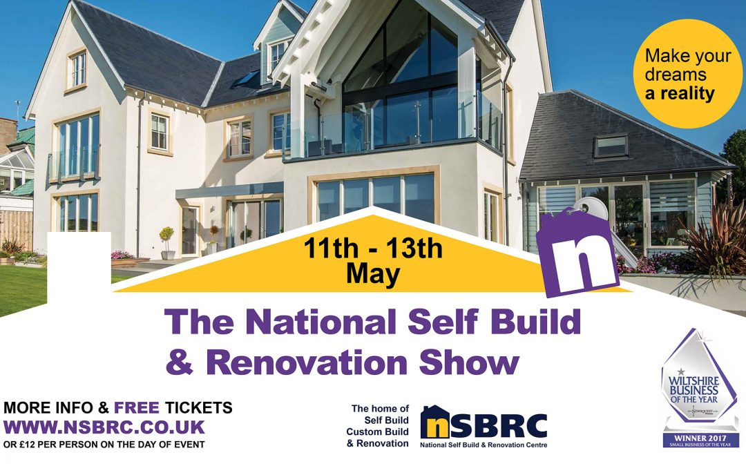 Join us at the 'must-attend' Self Build & Renovation Show